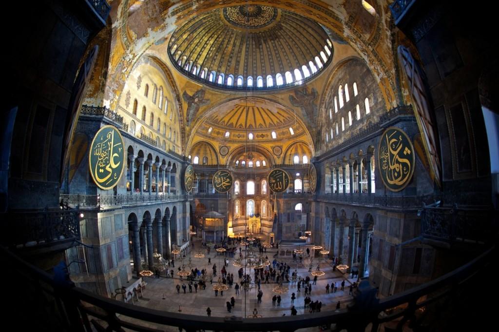 L'identità complessa di Santa Sofia, Istanbul, chiesa, moschea museo. ©Bernardo Ricci-Armani