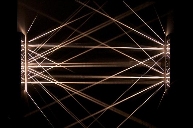"Illuminazioni, Walter Benjamin, Luce, ""Rays""  Photo by Bernardo Ricci-Armani"