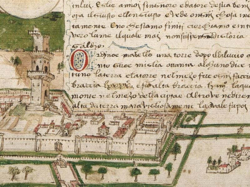 L'Editore Olschki pubblica l'intero Codice Rustici