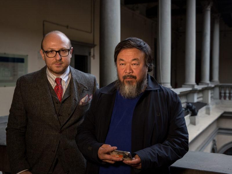 Ai Wei Wei: Libero. La solidarietà di un artista (e di una città).