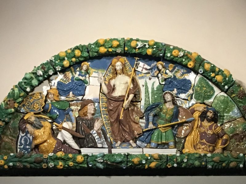Antinori e l'arte: da Della Robbia a Arienti per sostenere gli artisti