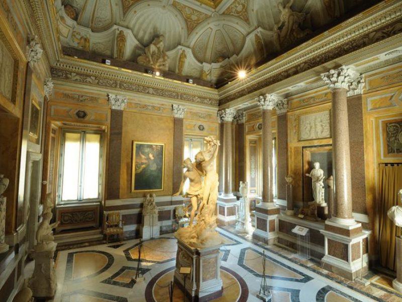 La scultura del Bernini e la passionalità del marmo