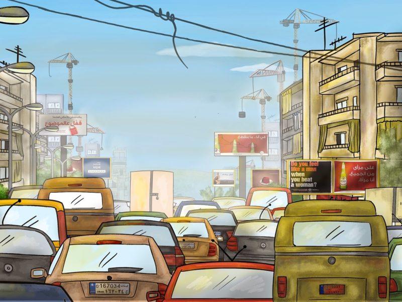 Il traffico, quel vero nemico globale