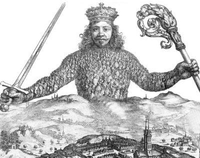 leviatano capo sovrano governo stato società stato di natura cultura