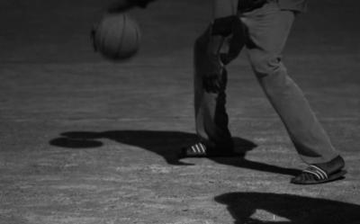 Bamako ball basket sport caldo afa Mali cultura