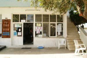 hub echo 100+ migranti richiedenti asilo scuola grecia leros ong risorse cultura