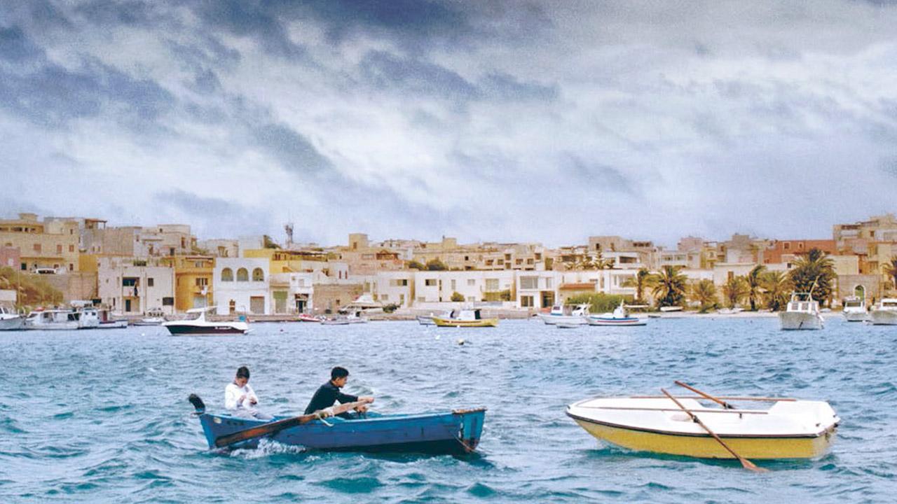 Lampedusa fuocoammare migranti Libia migrazione rotte cultura antropologia