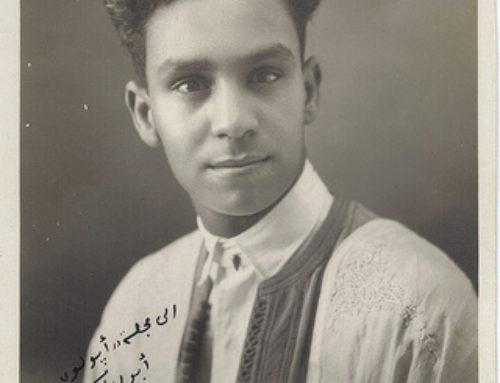 Abu Qasim al Shabbi un poeta romantico nella Tunisia del primo Novecento