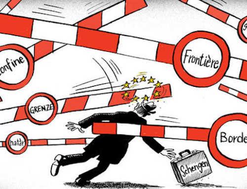 Frontiere: il peso della pandemia nei luoghi di confine