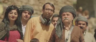 pubblciità recleme tv televisione kurdistan iraq medioriente ironia cultura
