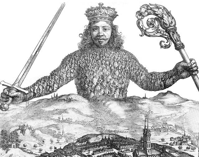 Le difficoltà del capo sovrano di assicurare la stabilità, secondo Thomas  Hobbes – LaRivistaCulturale.com