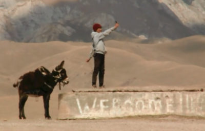 kyrgyzstan non c'è campo telefonino cellulare segnale chiamare chimata cultura cortometraggio storied'altr