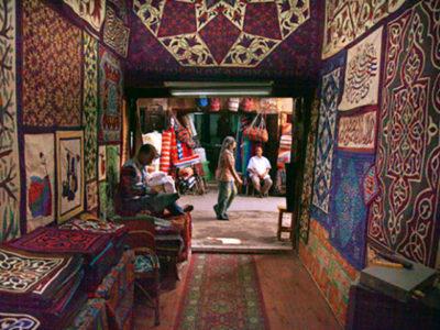 ricamo Khayamiya arte tradizione cairo Egitto medio oriente nord africa cultura storie d'altri