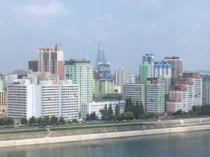 pyongyang corea del nord città vecchia