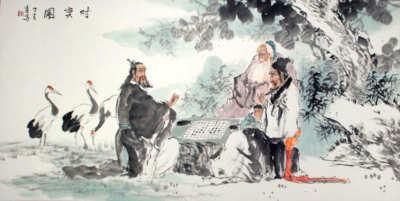 weiqi go scacchi chess giochi filosofie di gioco a confronto spiegano la politica estera di Occidente e Oriente cultura antropologia letteratura filosofia