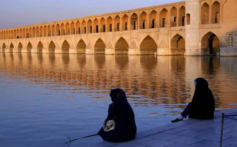 Iran letteratura cultura Mehdi Rabbi ponte 33 Felicetta Ferraro