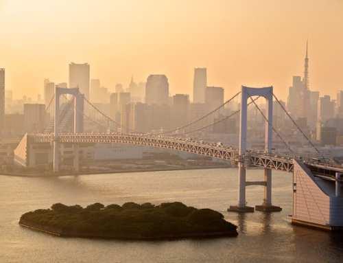 Viaggio in Oriente: Treni in corsa nelle notti di Kyoto