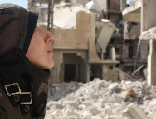 Siria, l'umanità in tempi bui