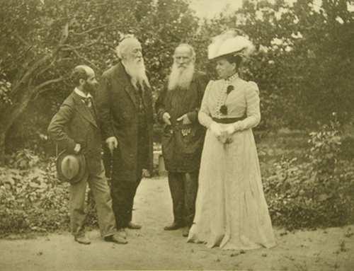L'amore colpevole, autobiografia e romanzo di casa Tolstoj