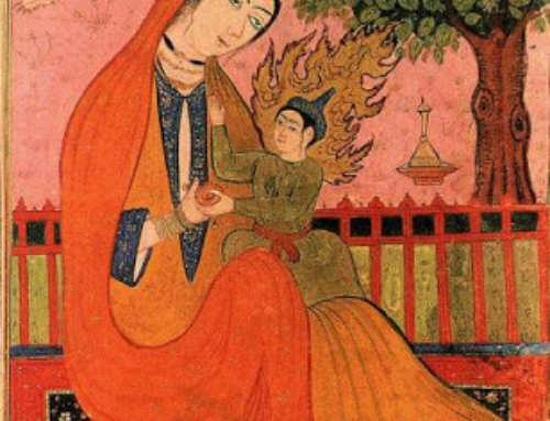 Maria e la nascita di Gesù nel Corano