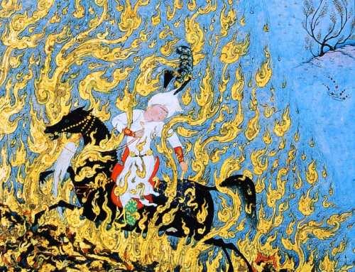 Persia o Iran? Le radici ibride dei riti contemporanei