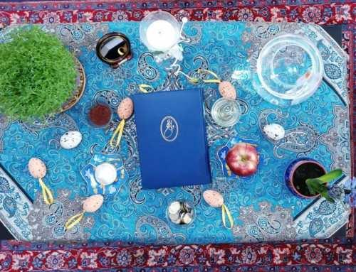 Una festività zoroastriana: il Noruz, capodanno persiano
